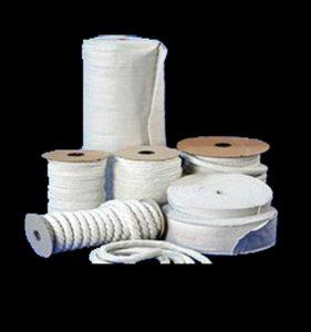 纤维布、带、绳