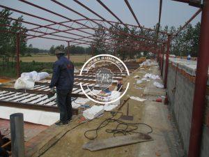 广西兴安隧道窑项目