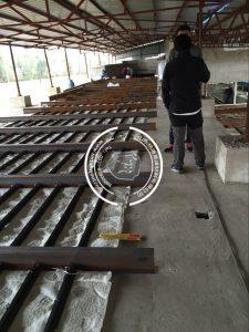 沈阳隧道窑项目