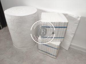 硅酸铝陶瓷纤维毯和模块