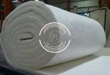 硅酸铝纤维毯